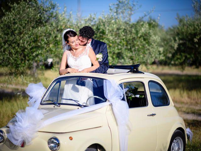 Il matrimonio di Gabriele e Laura a Impruneta, Firenze 76