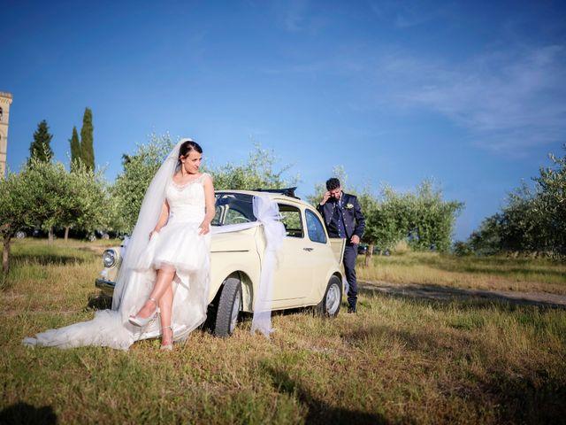 Il matrimonio di Gabriele e Laura a Impruneta, Firenze 78