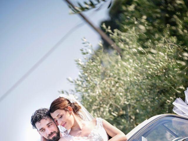 Il matrimonio di Gabriele e Laura a Impruneta, Firenze 79