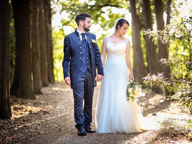 Il matrimonio di Gabriele e Laura a Impruneta, Firenze 81