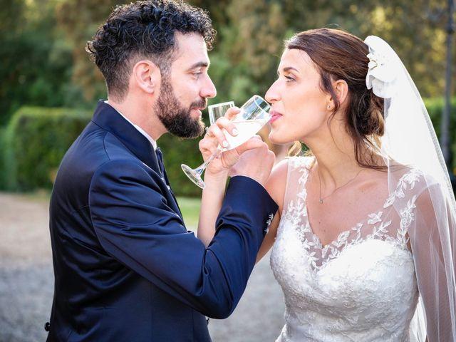 Il matrimonio di Gabriele e Laura a Impruneta, Firenze 84