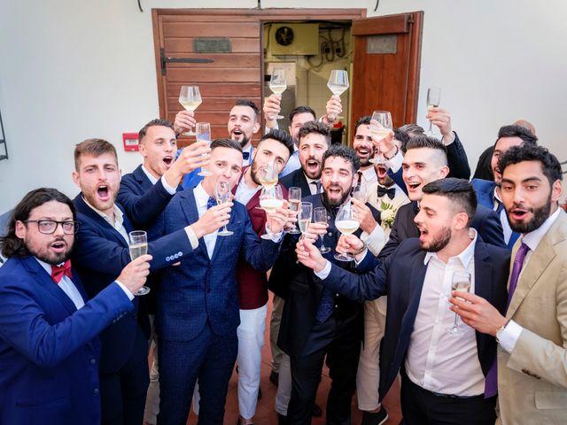 Il matrimonio di Gabriele e Laura a Impruneta, Firenze 85