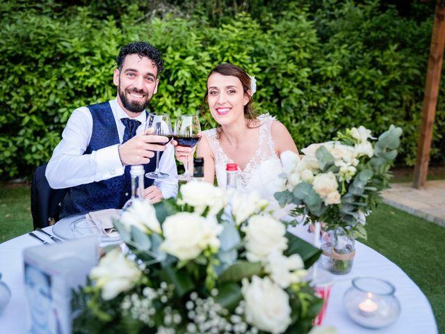 Il matrimonio di Gabriele e Laura a Impruneta, Firenze 86