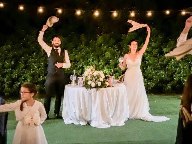 Il matrimonio di Gabriele e Laura a Impruneta, Firenze 87