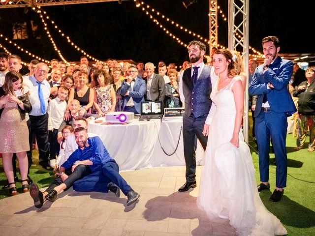 Il matrimonio di Gabriele e Laura a Impruneta, Firenze 93