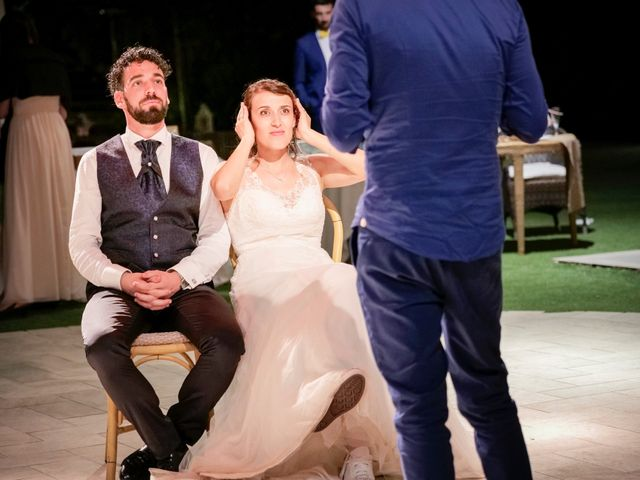Il matrimonio di Gabriele e Laura a Impruneta, Firenze 98