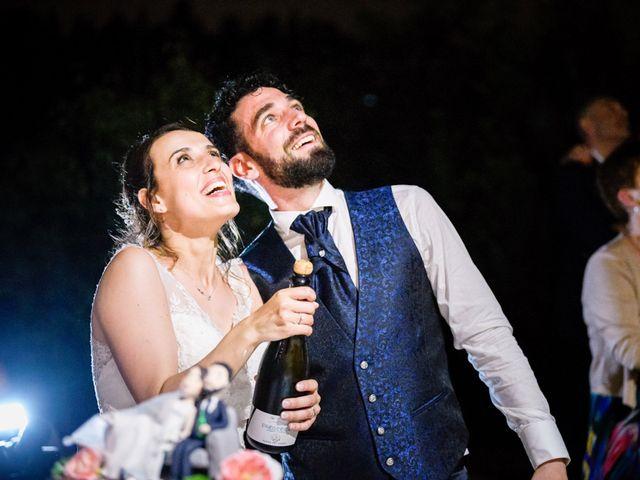 Il matrimonio di Gabriele e Laura a Impruneta, Firenze 103