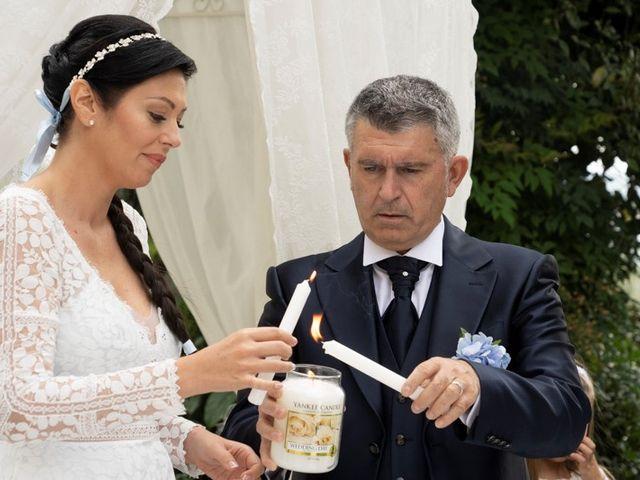 Il matrimonio di David e Monia a Firenze, Firenze 31