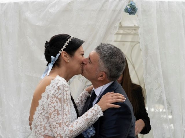 Il matrimonio di David e Monia a Firenze, Firenze 35