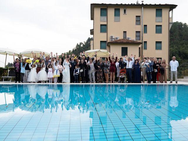 Il matrimonio di David e Monia a Firenze, Firenze 39