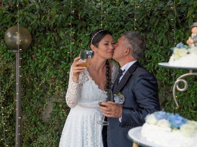 Il matrimonio di David e Monia a Firenze, Firenze 40