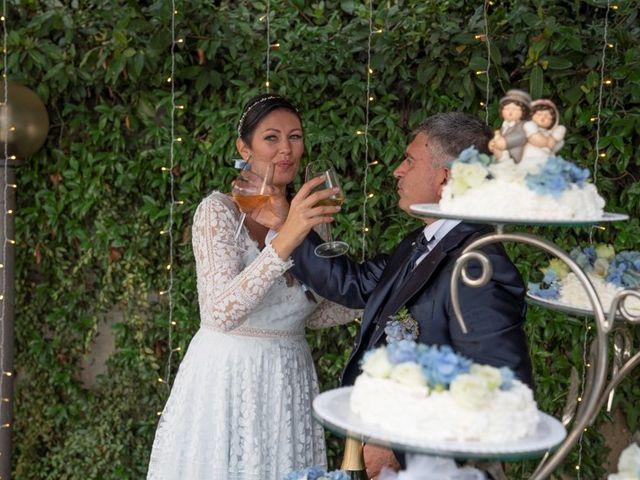 Il matrimonio di David e Monia a Firenze, Firenze 41