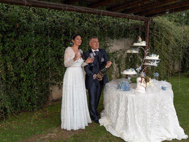Il matrimonio di David e Monia a Firenze, Firenze 42