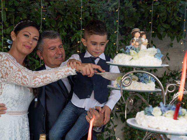 Il matrimonio di David e Monia a Firenze, Firenze 43