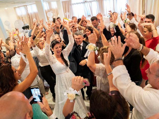 Il matrimonio di David e Monia a Firenze, Firenze 45