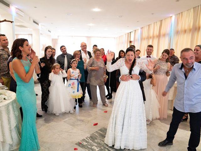 Il matrimonio di David e Monia a Firenze, Firenze 46