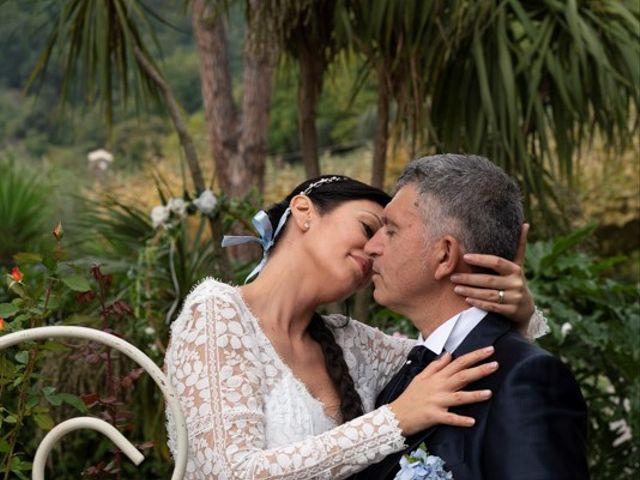 Il matrimonio di David e Monia a Firenze, Firenze 48