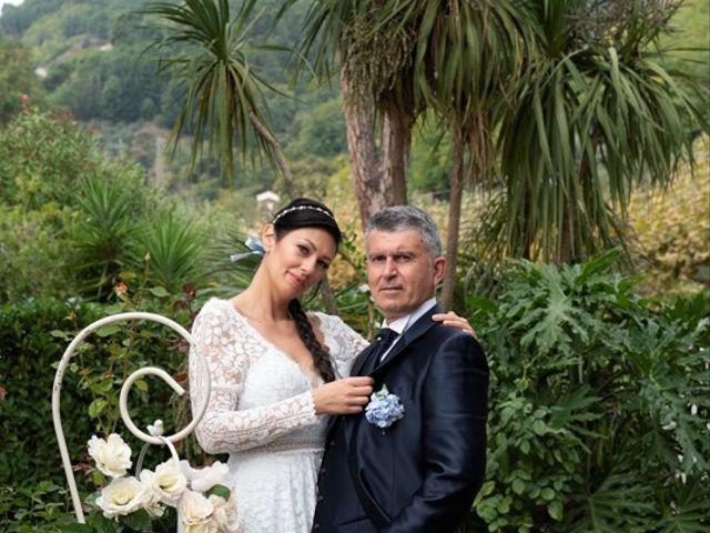 Il matrimonio di David e Monia a Firenze, Firenze 49