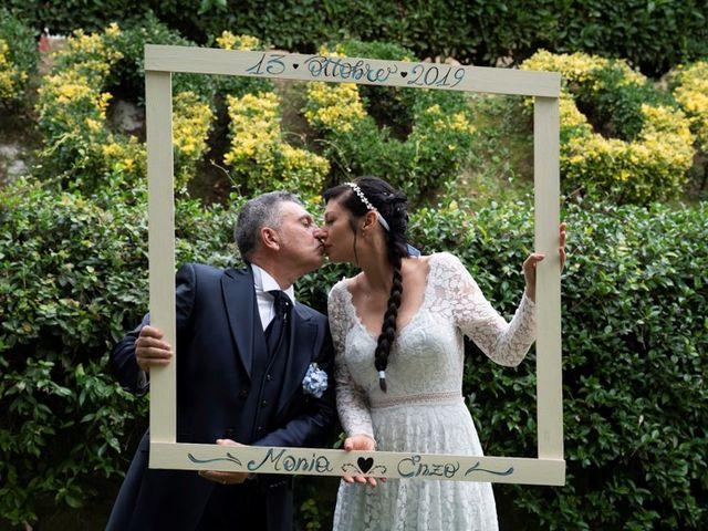 Il matrimonio di David e Monia a Firenze, Firenze 50