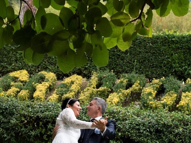 Il matrimonio di David e Monia a Firenze, Firenze 54