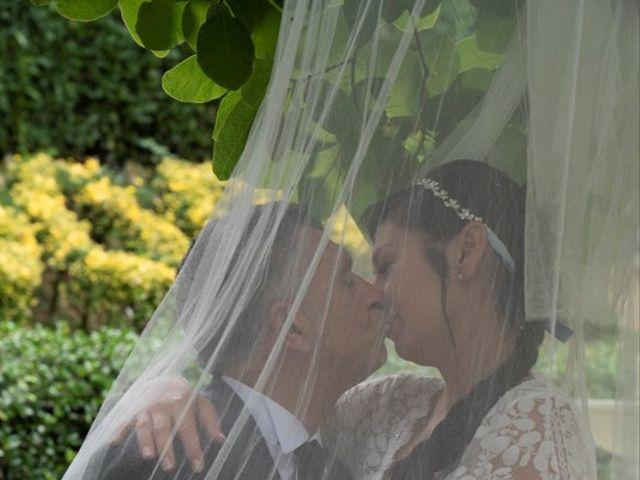 Il matrimonio di David e Monia a Firenze, Firenze 55