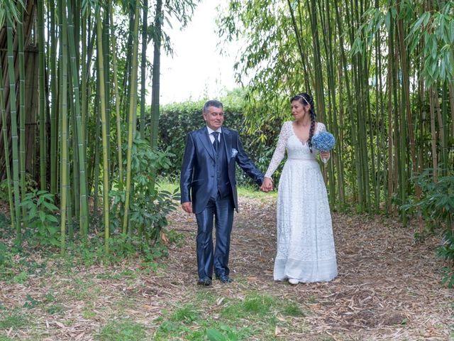 Il matrimonio di David e Monia a Firenze, Firenze 60