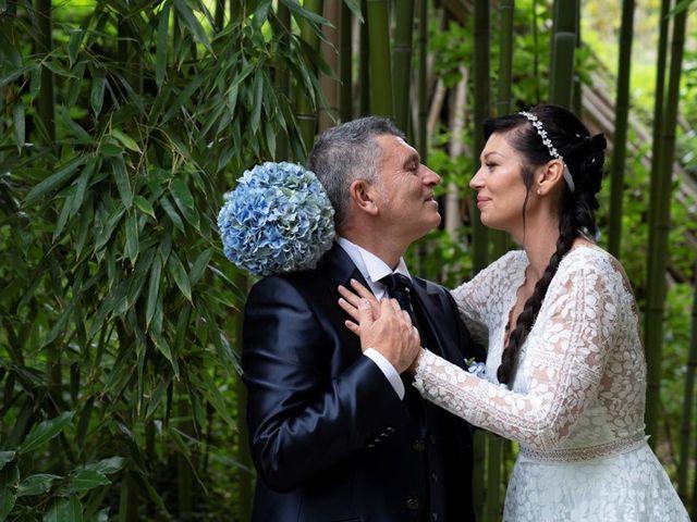 Il matrimonio di David e Monia a Firenze, Firenze 62