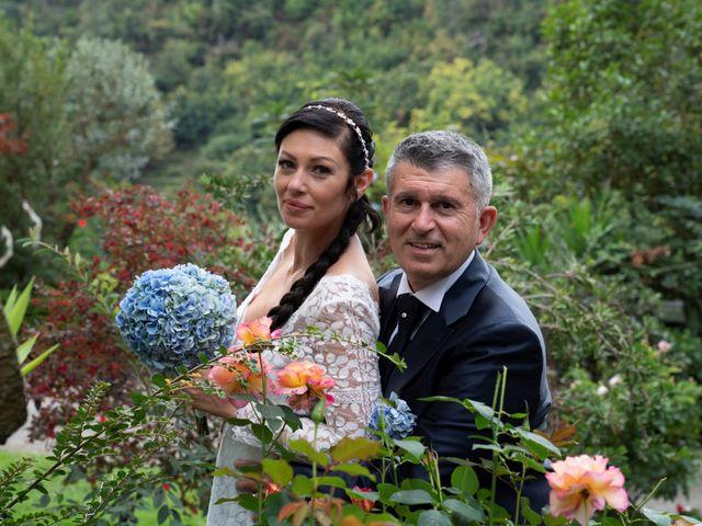 Le nozze di Monia e David