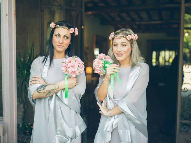 Il matrimonio di Daniele e Michela a Roma, Roma 32
