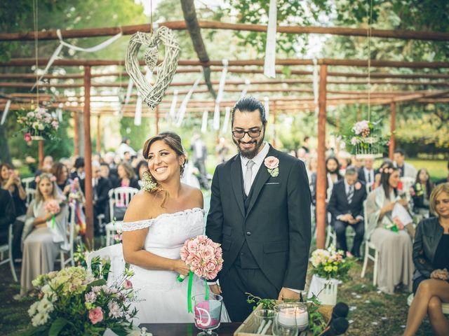 Il matrimonio di Daniele e Michela a Roma, Roma 39