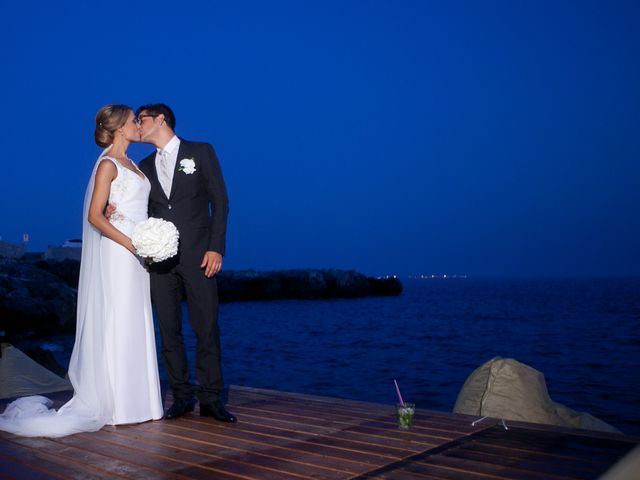 Il matrimonio di Sergio e Ambra a Nardò, Lecce 23