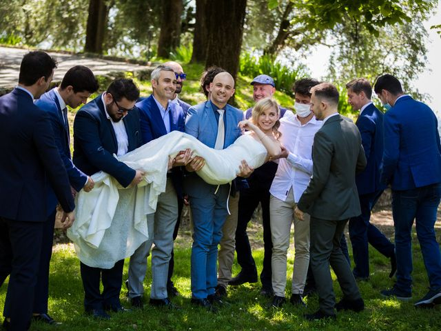 Il matrimonio di Paolo e Anastasia a Brescia, Brescia 11