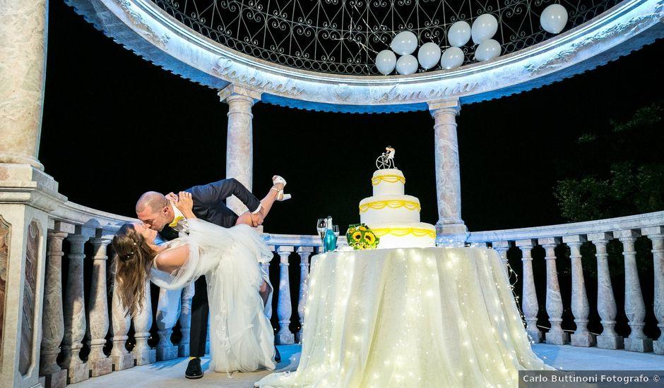 Il matrimonio di Claudio e Jessica a Urgnano, Bergamo
