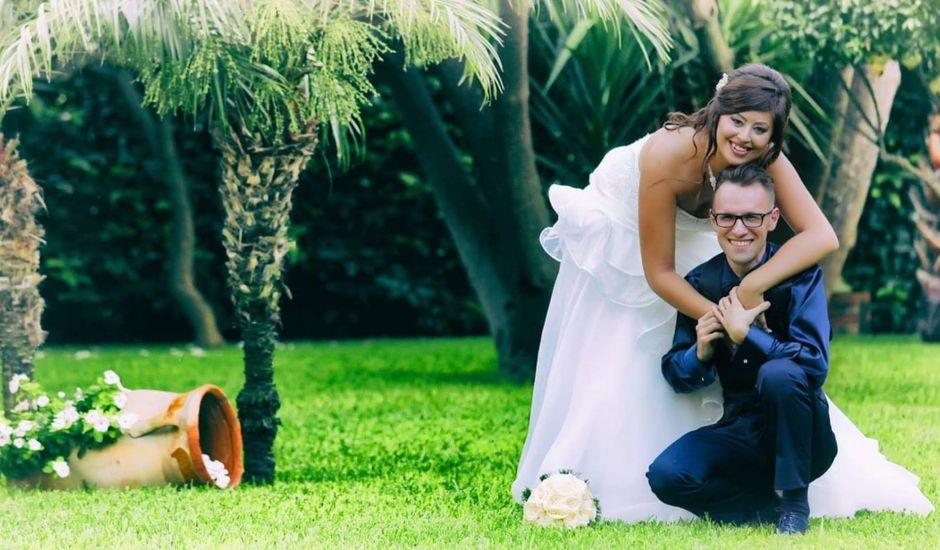 Il matrimonio di Chiara e Vincenzo a Campobello di Mazara, Trapani