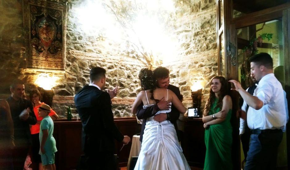 Il matrimonio di Gabriele e Priscilla a Roma, Roma