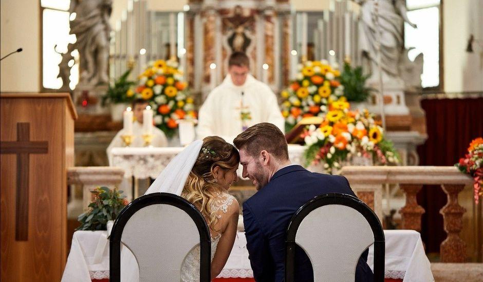 Il matrimonio di Carolina e Andrea a Treviso, Treviso
