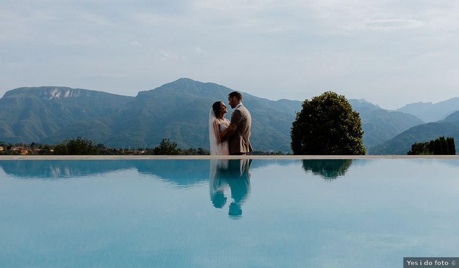Il matrimonio di Barry e Emira a Barga, Lucca