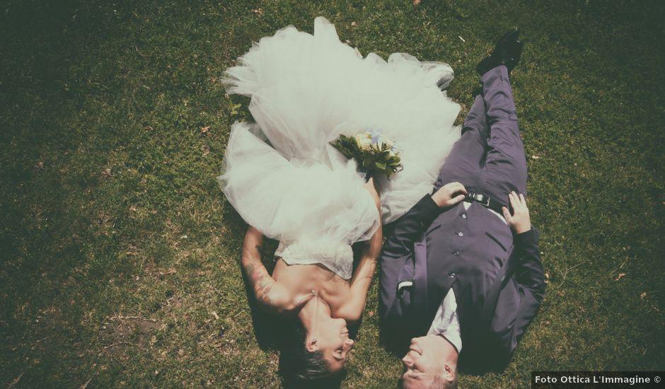 Il matrimonio di Mattia e Sami a Eupilio, Como