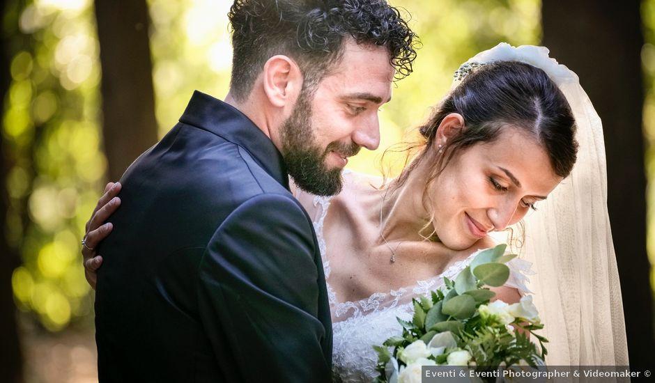 Il matrimonio di Gabriele e Laura a Impruneta, Firenze
