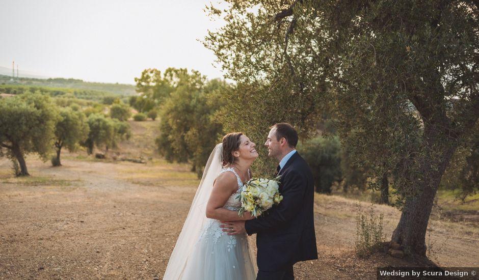 Il matrimonio di Jack e Lisa a Corigliano Calabro, Cosenza