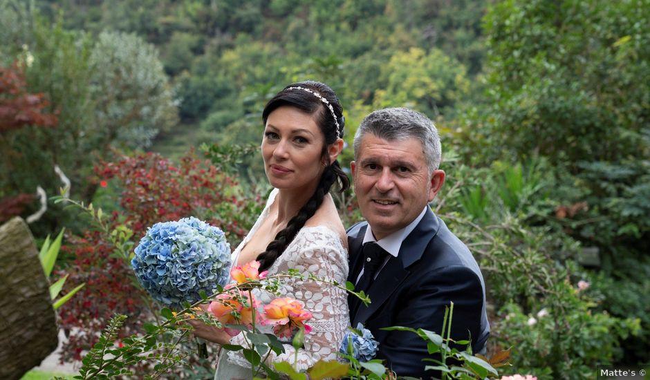 Il matrimonio di David e Monia a Firenze, Firenze