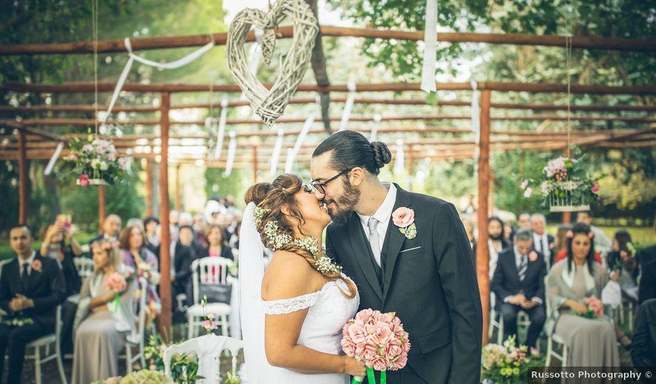Il matrimonio di Daniele e Michela a Roma, Roma