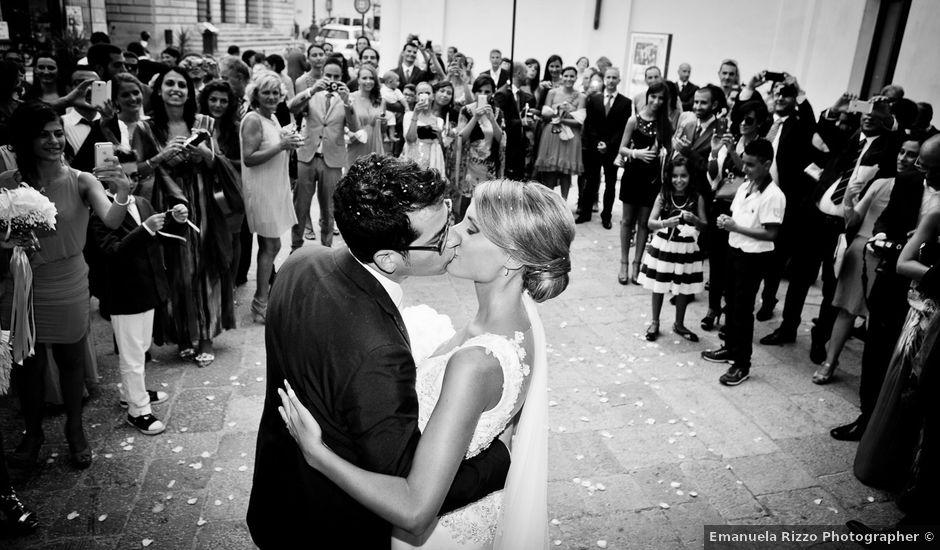 Il matrimonio di Sergio e Ambra a Nardò, Lecce