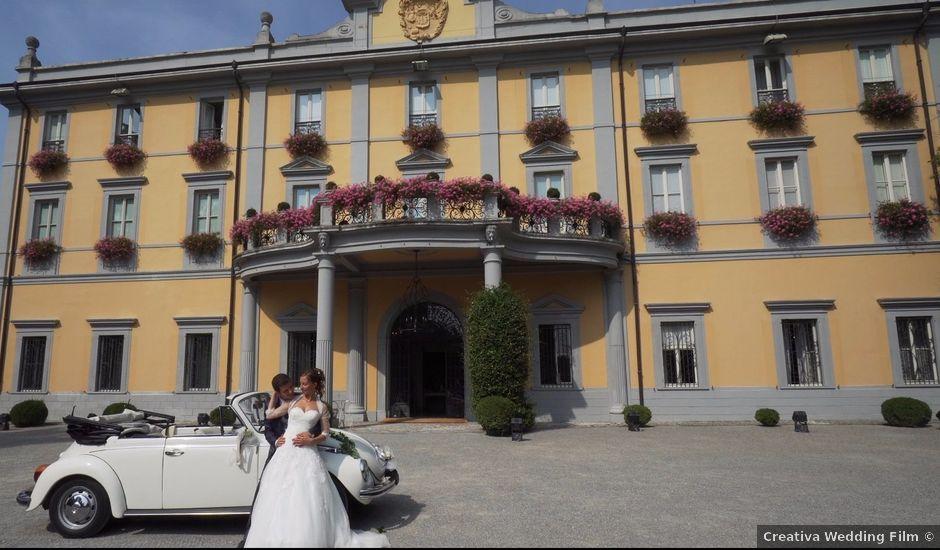 Il matrimonio di Alessio e Sonia a Bergamo, Bergamo
