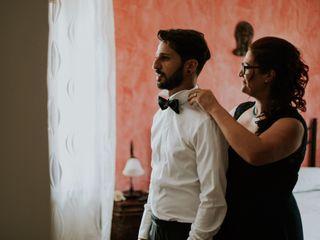 le nozze di Corrado e Milena 2
