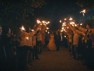Le nozze di Sara e Leonardo 1