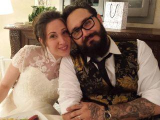 Le nozze di Sara e Gian Mario