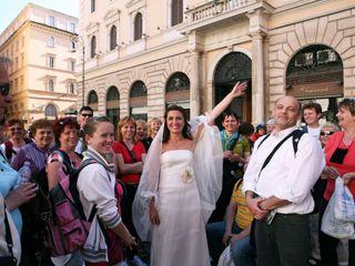 Le nozze di Chiara e Pierfrancesco