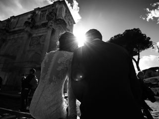 Le nozze di Elena e Carlos
