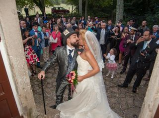 Le nozze di Emiliano e Ingrid